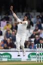 Jasprit Bumrah bowls, England v India, 5th Test, The Oval, 1st day, September 7, 2018