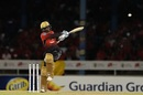 Denesh Ramdin pulls, Trinbago Knight Riders v Barbados Tridents, CPL 2018, Port of Spain, September 7, 2018