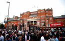 Spectators outside The Oval ahead of play, England v India, 5th Test, The Oval, September 8, 2018