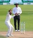 Ravindra Jadeja goes up in appeal, England v India, 5th Test, The Oval, 3rd day, September 9, 2018