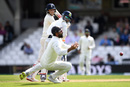 Ajinkya Rahane drops Joe Root, England v India, 5th Test, The Oval, 4th day, September 10, 2018