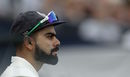 Virat Kohli watches England dominate, England v India, 5th Test, The Oval, 4th day, September 10, 2018