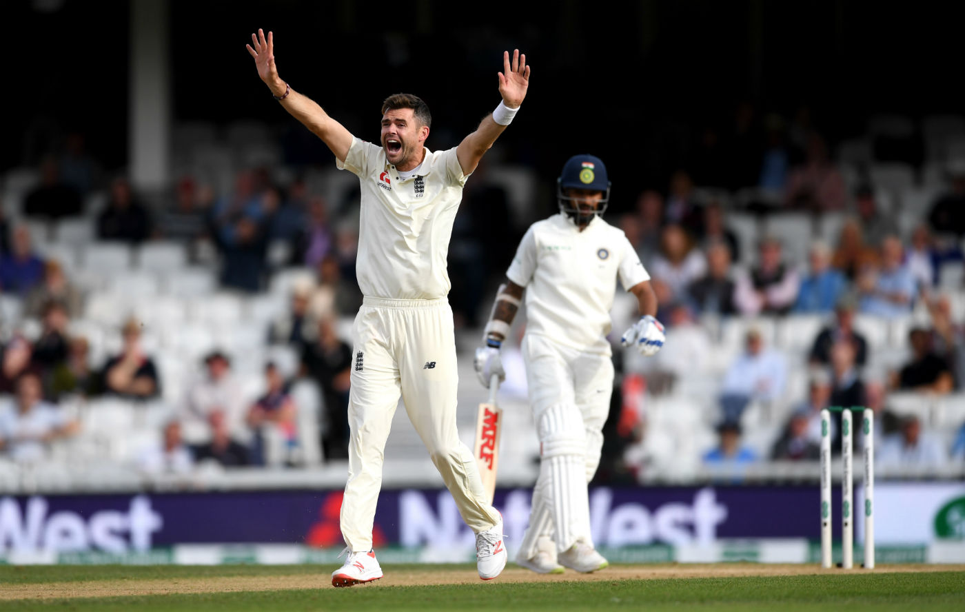 Glenn McGrath Was A Much Better Bowler Than Me: James Anderson