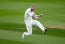 Ben Stokes exults after taking a wicket, England v India, 5th Test, The Oval, 5th day, September 11, 2018