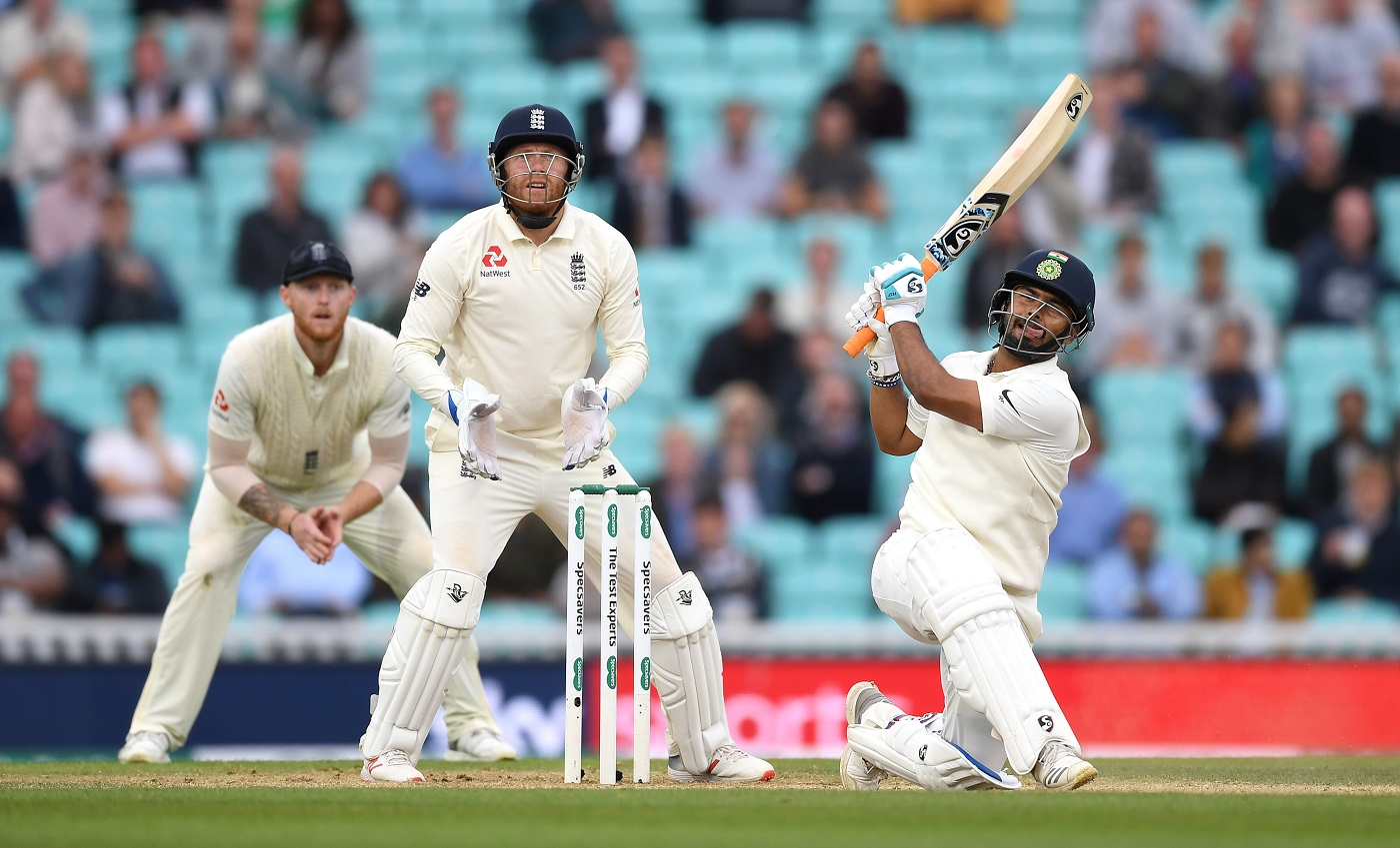 ENG vs IND 2018: Wriddhiman Saha Reacts As Rishabh Pant Scores His Maiden Test Century