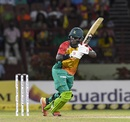 Sherfane Rutherford played a match-winning knock, Trinbago Knight Riders v Guyana Amazon Warriors, Qualifier 1, CPL 2018, Guyana