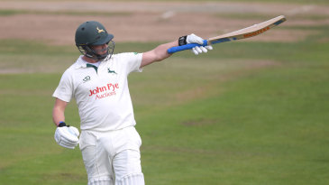 Steven Mullaney acknowledges his fifty