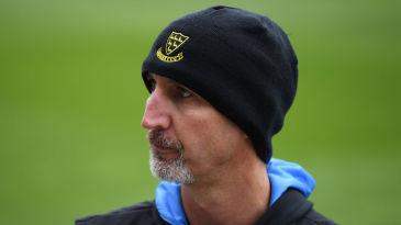 Jason Gillespie must lift Sussex after a shock defeat