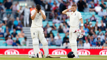 Alastair Cook and Joe Root get emotional at the thought of a new generation of England fans witnessing a second-innings double-century partnership
