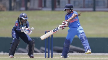 Taniya Bhatia plays one on the off side