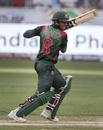 Mohammad Mithun enroute to his highest ODI score, Sri Lanka v Bangladesh, Asia Cup 2018, Dubai, September 15, 2018