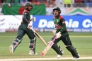 Mohammad Mithun and Mushfiqur Rahim shared a century-plus stand, Sri Lanka v Bangladesh, Asia Cup 2018, Dubai, September 15, 2018