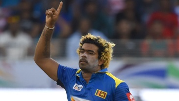 Lasith Malinga was on fire in his comeback match