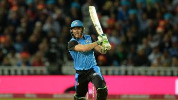 Ben Cox produced the matchwinning innings