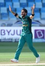 Usman Khan goes up in appeal, Hong Kong v Pakistan, 2nd ODI, Asia Cup, September 16, 2018