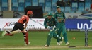 Sarfraz Ahmed runs out Ehsan Nawaz, Hong Kong v Pakistan, 2nd ODI, Asia Cup, September 16, 2018