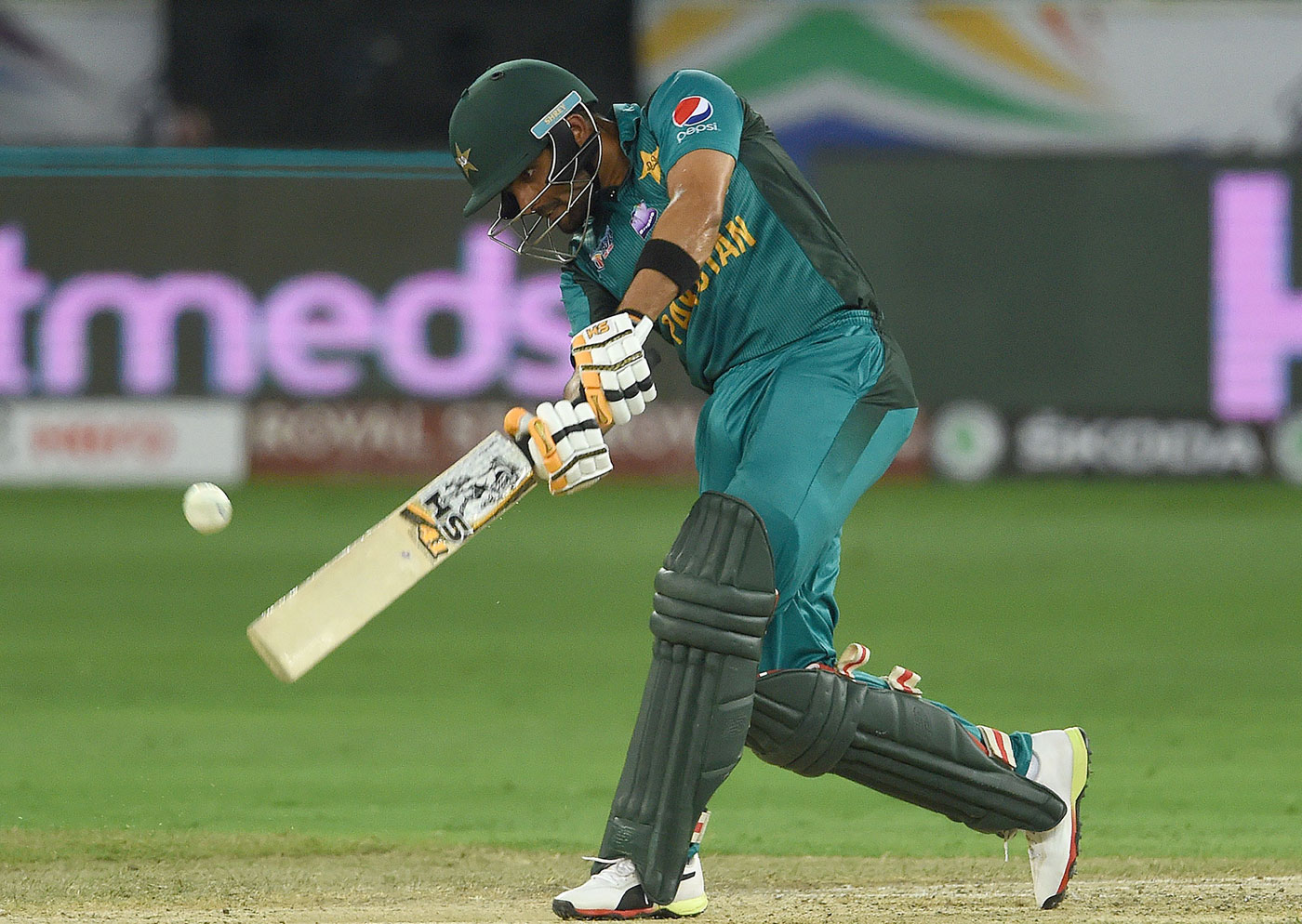 Babar Azam becomes the joint second-fastest batsman to 2000 ODI runs (45 innings)