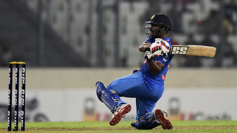 With Virat Kohli rested, it's a good idea to try Ambati Rayudu in the middle order, although his ODI strike rate isn't very impressive
