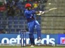 Mohammad Nabi pulls, Afghanistan v Sri Lanka, 3rd ODI, Group B, Asia Cup, September 17, 2018