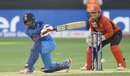 Ambati Rayudu plays the sweep, India v Hong Kong, Asia Cup 2018, Dubai, September 18, 2018
