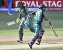 Shoaib Malik and Babar Azam consolidated with a third-wicket stand, India v Pakistan, Asia Cup 2018, Dubai, September 19, 2018