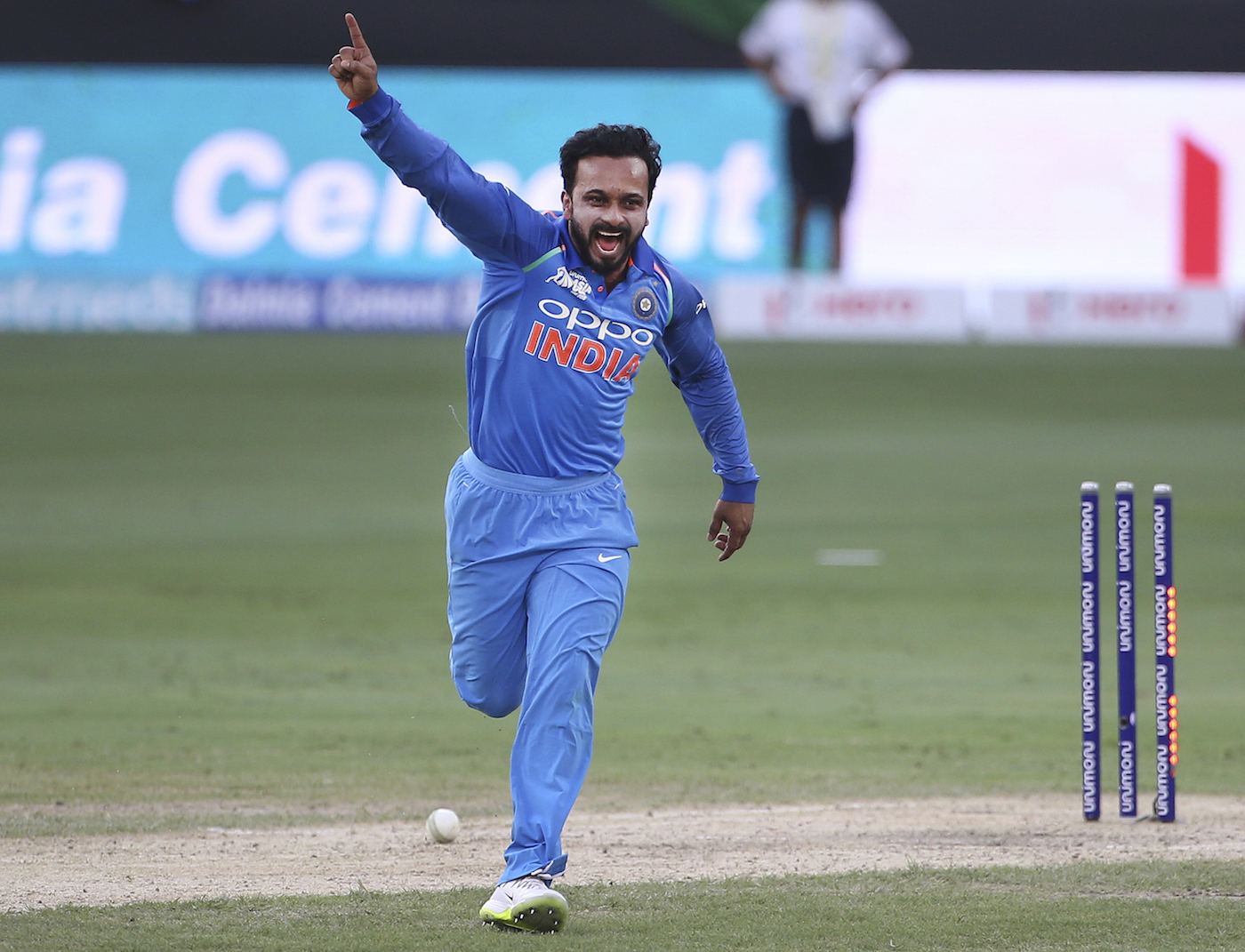 Fully Fit Kedar Jadhav Shocked After Not Being Named In India Squad For Windies ODIs 1