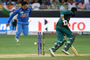 Shoaib Malik could not make it back in time, India v Pakistan, Asia Cup 2018, Dubai, September 19, 2018
