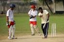 Aminul Islam coaching China's under-19 cricket squad, Dhaka, November 14, 2009