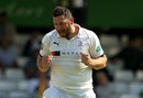 Tim Bresnan secured his best first-class figures, Yorkshire v Hampshire, Specsavers Championship, Division One, September 19, 2018