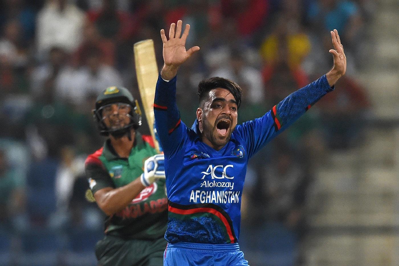 Rashid Khan Blown Away By Birthday Wish From 'Greatest Batsman Of All Time' Sachin Tendulkar