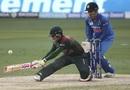 Mushfiqur Rahim fell to an ill-judged reverse sweep, Bangladesh v India, Asia Cup, Dubai, September 21, 2018