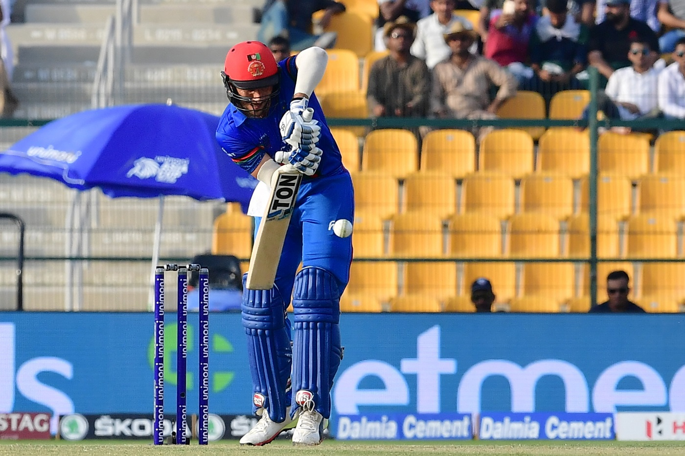 Asia Cup 2018: Twitter Reacts As Fifties From Hashmatullah Shahidi & Asghar Afghan Guide Afghanistan To Competitive Total
