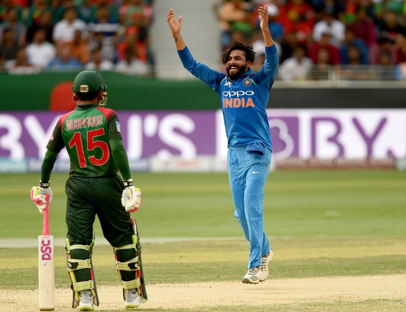 Asia Cup 2018 Watch Ravindra Jadeja Opens Up On His New Hairstyle