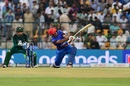 Asghar Afghan pulls out the slog-sweep, Afghanistan v Pakistan, Super Fours, Asia Cup 2018, Abu Dhabi, Sep 21, 2018