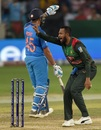 Shakib Al Hasan appeals, Bangladesh v India, Asia Cup, Dubai, September 21, 2018