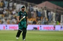 Imam-ul-Haq walks back after a half-century, Afghanistan v Pakistan, Asia Cup, Super Four, Abu Dhabi, 21 September, 2018