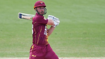 Chris Lynn thumps one