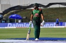 Shakib Al Hasan was run-out for a duck, Afghanistan v Bangladesh, 4th match, Super Four, Asia Cup 2018, Abu Dhabi, September 23, 2018