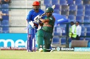 Imrul Kayes nails a sweep, Afghanistan v Bangladesh, 4th match, Super Four, Asia Cup 2018, Abu Dhabi, September 23, 2018