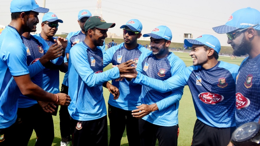 BD call up uncapped pacer for Test series