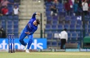 Rashid Khan sends one down, 4th match, Super Four, Asia Cup 2018, Abu Dhabi, September 23, 2018