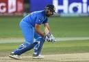 Rohit Sharma opens the bat face, India v Pakistan, Super Fours, Asia Cup 2018, Dubai, September 23, 2018