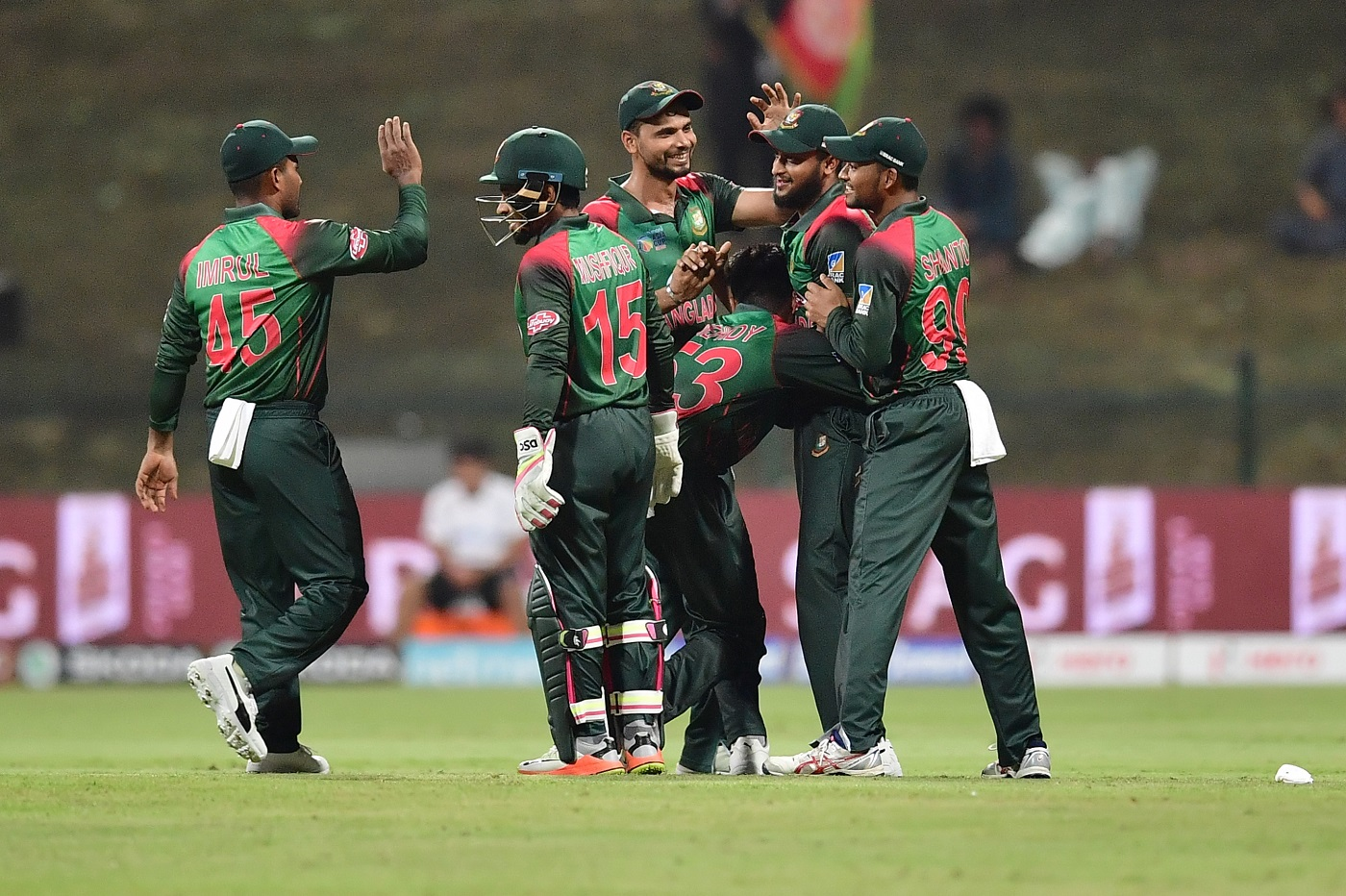 Bangladesh narrowly defeat Afghanistan by 3 runs in thrilling encounter in the Asia Cup