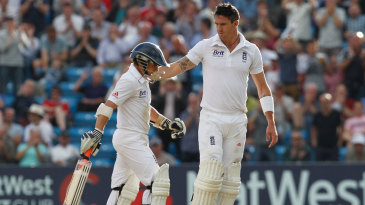 Taylor has been on the receiving end of heightist criticism from Kevin Pietersen