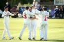 Glamorgan have not had too much to celebrate this season, Glamorgan v Warwickshire, Specsavers Championship, Division Two, Colwyn Bay, August 29, 2018