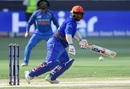 Mohammad Shahzad guides the ball to third man, Afghanistan v India, Asia Cup 2018, Dubai, September 25, 2018