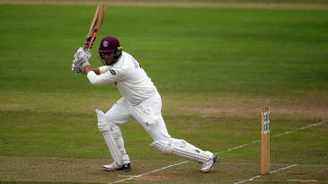 Marcus Trescothick bats as another season draws to a close