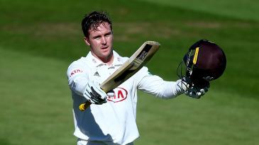 Jason Roy's hundred lifted Surrey's prospects