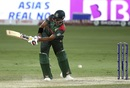 Soumya Sarkar digs the ball out, Bangladesh v India, Asia Cup final, Dubai, September 28, 2018