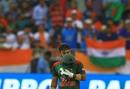 Bangladesh's Liton Das after scoring 100 runs, Asia Cup 2018 final, India v Bangladesh, Dubai, 28 September 2018.